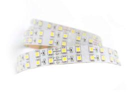 Cinta de tira flexible doble led variados diseños y mm