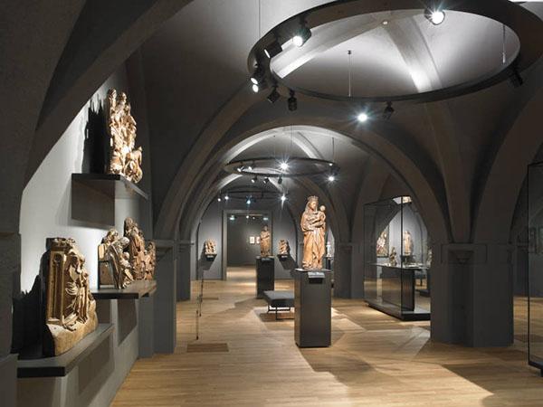Iluminación LED en Museos