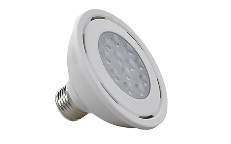Foco LED Par 30 de 760lm y 11w cuello corto