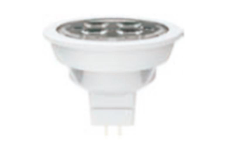 Lámpara de techo SPOT LED MR16 con 350lm 5w y 12v